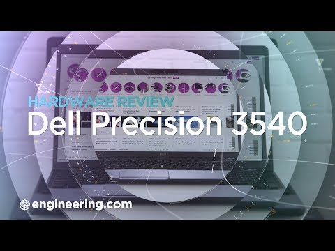 Dell Precision 3540 Mobile Workstation: Performance On A Budget