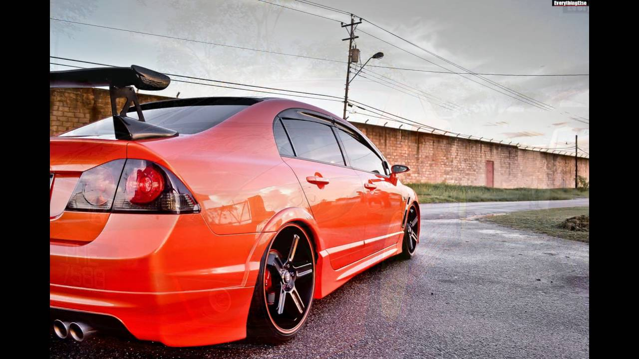 honda civic fd collections youtube