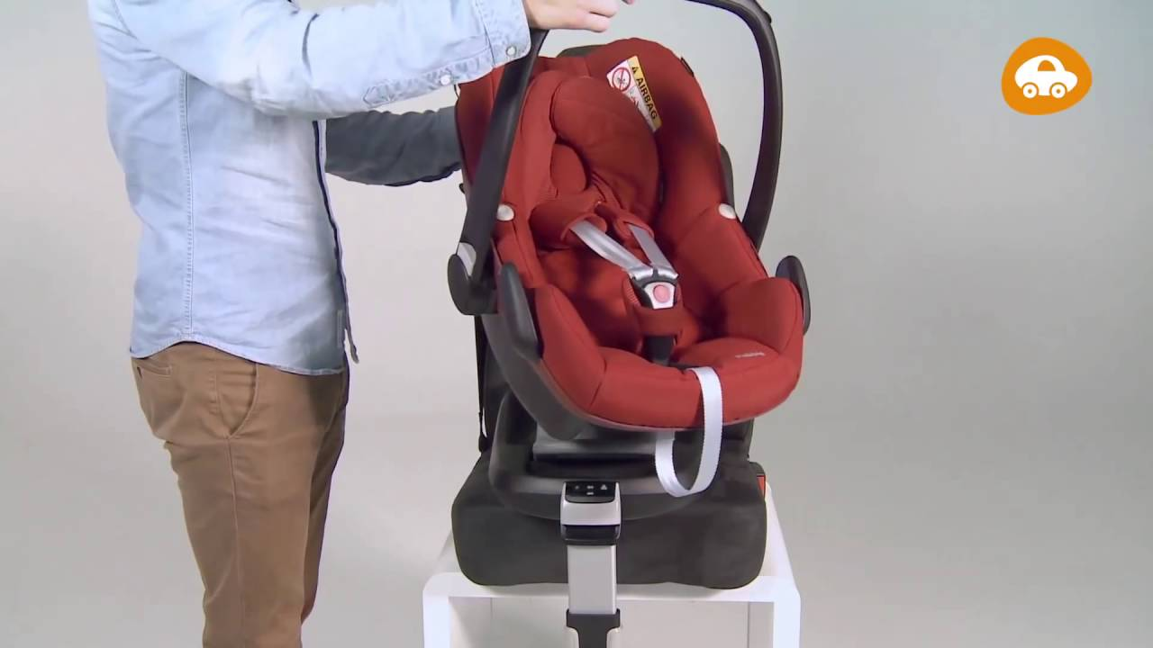 siege auto groupe 0 cosi pebble de bebe confort installation
