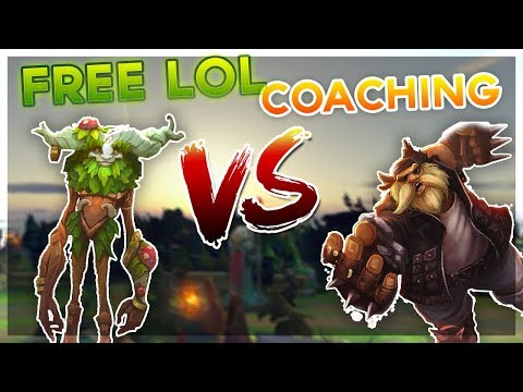 Coach Mattheos - How To Play Ivern Jungle vs Gragas (Free League of Legends Coaching S7)