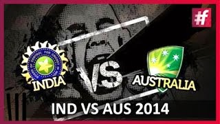 #fame cricket -​​ Harsha's take on India's down under series. (2014)