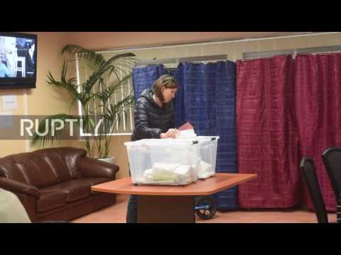Australia: Russian citizens in Canberra cast parliamentary votes