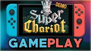 Super Chariot | DEMO Gameplay | Nintendo Switch