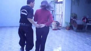 Vaneira Floreada - Dança Gaúcha de salão