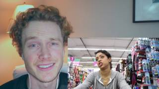 Reacting to Liza Koshy DOING THIS AGAIN. DOLLAR STORE WITH LIZA PART 2!
