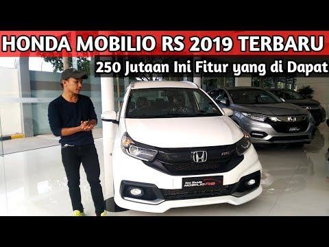 Honda Mobilio RS Terbaru