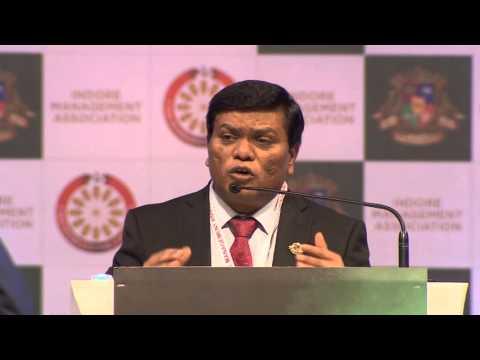 Milind Kamble - 25th IMA International Management Conclave 2016