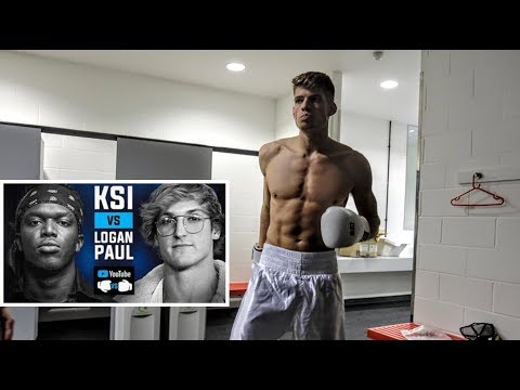 I'm calling out someone for the KSI vs Logan Paul Undercard...