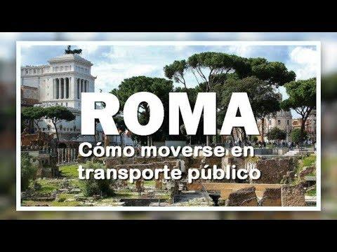 ROMA - Como ir del aeropuerto de Roma al centro