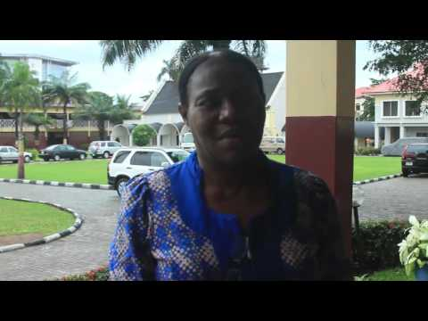 Dr Ken Katas Outreach to Holy Child College Lagos