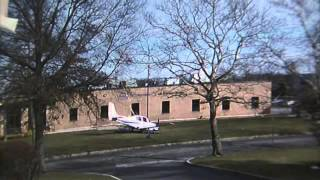 Plane Crash Caught on Camera