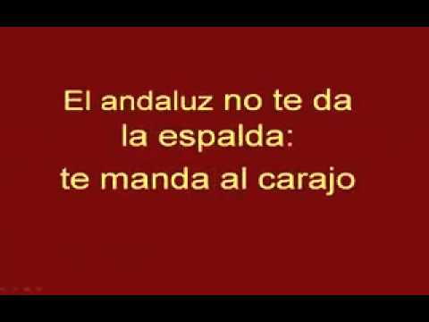Frases Tipicas Andaluzas Youtube