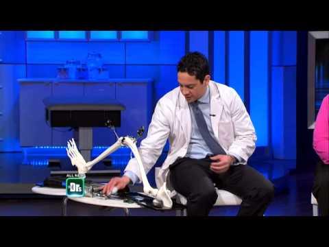 Dr Jaime Hernandez on tv show the doctors