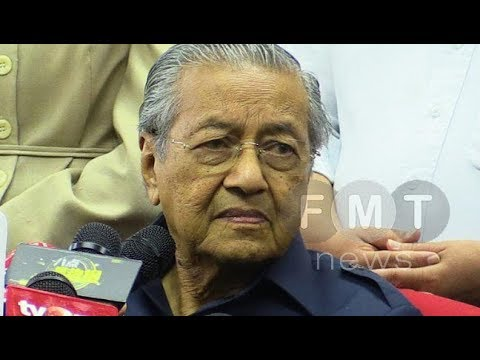 Raid on Najib's house: I want people treated decently, says Dr M