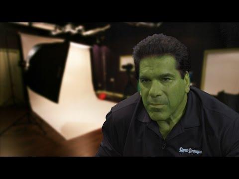 Funny Lou Ferrigno Interview