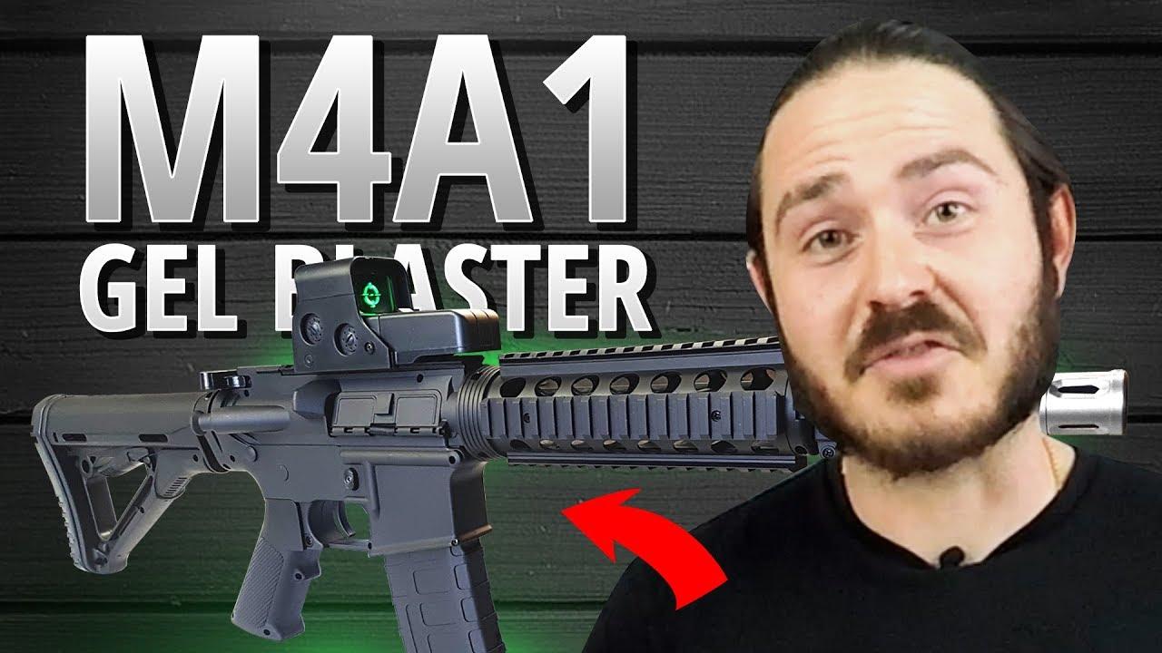 Gel Blaster M4A1 - Extac Australia