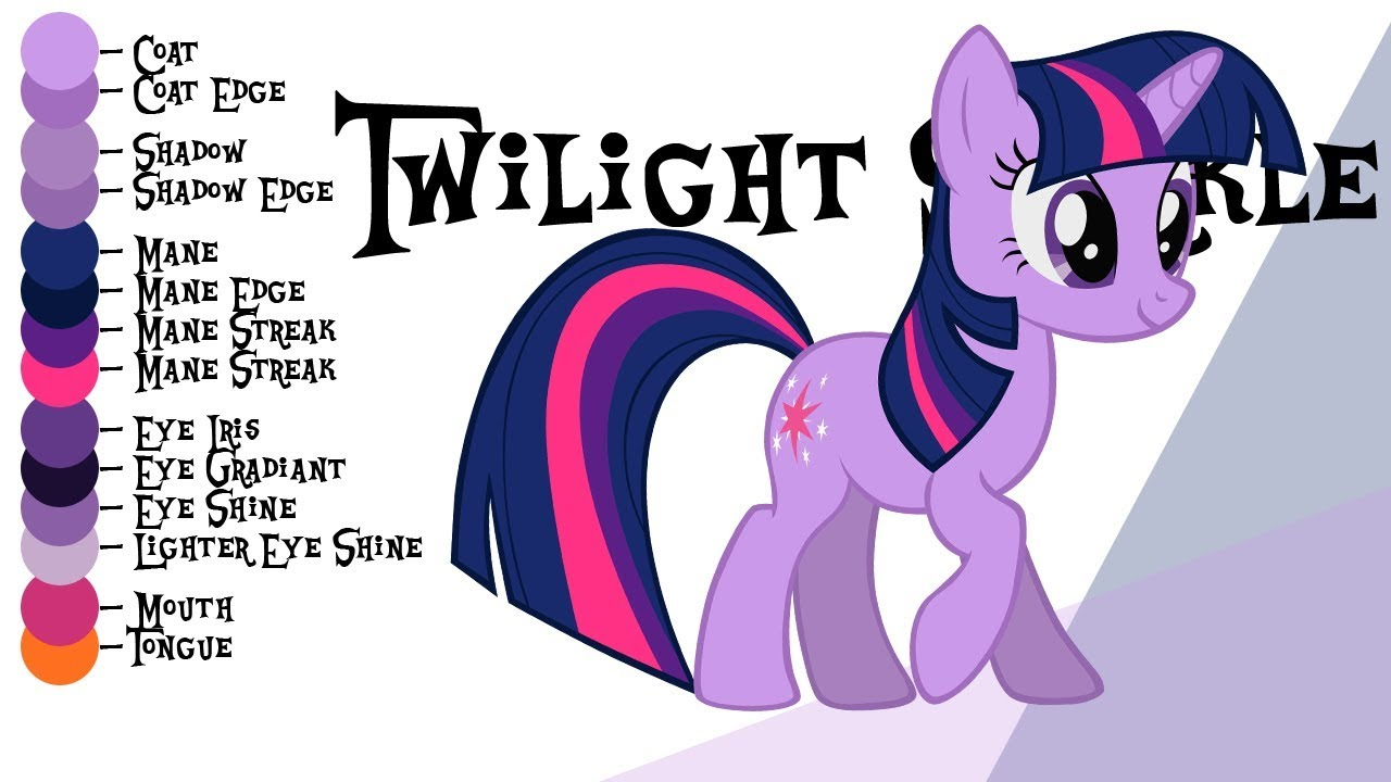 - Speed Making Twilight Sparkle Pony Town - YouTube