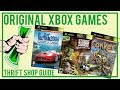 Most EXPENSIVE Original Xbox Games - Thrift Store Buying Guide
