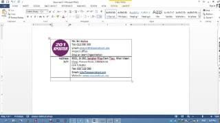 كيفية إنشاء توقيع البريد إلكتروني في Outlook 2013