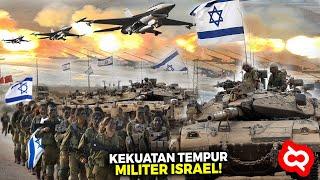 Bikin Negara² Arab Gentar! Inilah Deretan Pasukan Khusus & Peralatan Militer Canggih Milik Israel