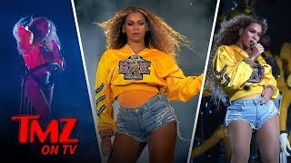 Beyonce Blows Coachella Away!!! | TMZ TV