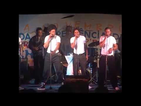 Werrason et Wenge Musica Maison Mère concert à Angola 2003