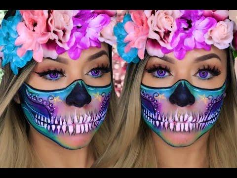 Maquillarte Español Cómo Tutoriales De Con Youtube Cnet En Catrina QdsrxthC