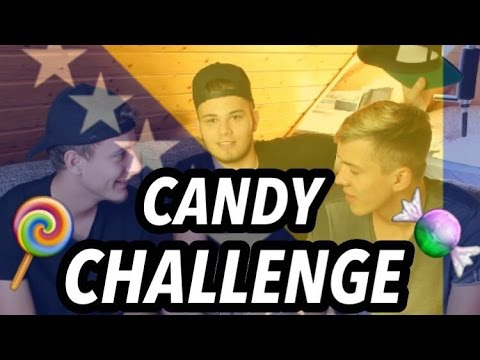 EXTREME BOSNIAN CANDY CHALLENGE