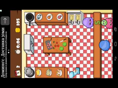 Обзор игры МОУ Ресторан