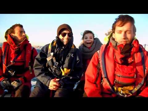 Journée Voile 2 (Sailing on the Mediterranean Sea)