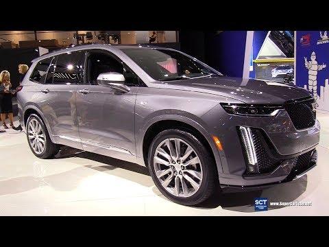2020 Cadillac XT6 Sport - Exterior and Interior Walkaround - Debut at 2019 Detroit Auto Show