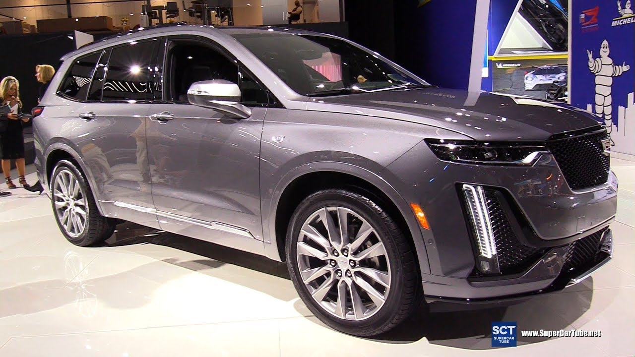 2020 Cadillac Xt6 Sport Exterior And Interior Walkaround Debut