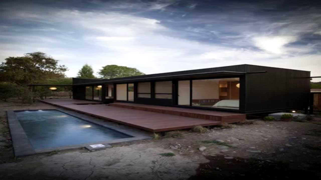 Especial containers para casas 2015 youtube - Casas de contenedores maritimos ...