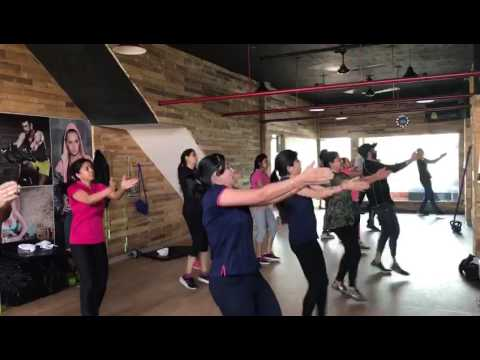 Hype the gym fitness exercise