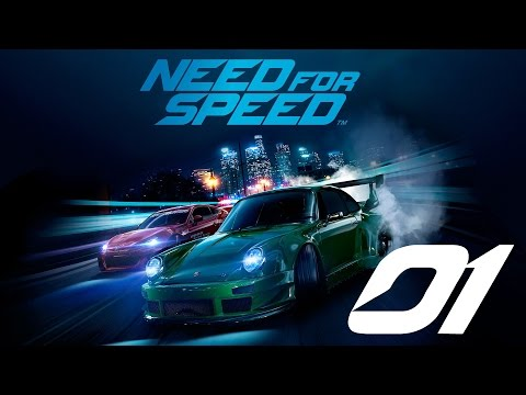01  ENG  Need For Speed 2015  Walkthrough