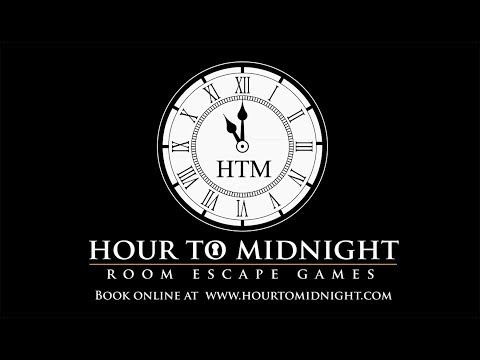 Hour to Midnight | Room Escape Games | Portland, Oregon