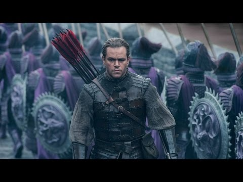 The Great Wall (2017): Second Battle Scene HD