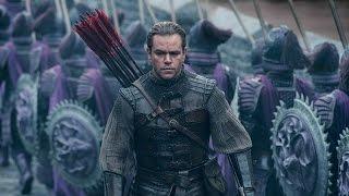 The Great Wall (2017): Second Battle Scene HD