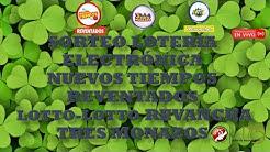 Sorteo Lot. E. N. Tiempos N°17674, 3 Monazos N°146, Lotto y Lotto Revancha N°2003 8/2/2020. JPS