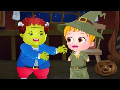 Thumbnail: Baby Hazel - Baby Hazel Halloween Night - Top Baby Games