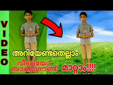 Green screen unboxing video malayalam. KvN tech