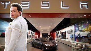 Elon Musk Wants To Take Tesla Private