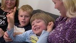 Syöpäsäätiön Roosa nauha -ilta: Lapsen sairastuminen