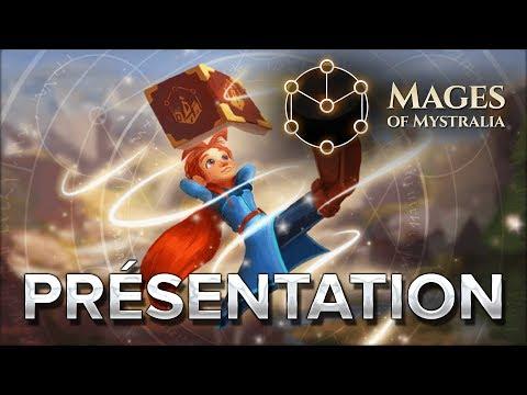 Mages of Mystralia : Présentation en...