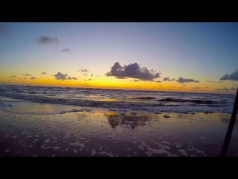 GoPro Hero 4- Sunset at the beach