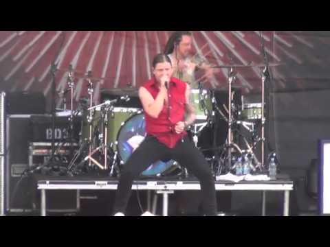 Download Festival 2012 Shinedown - Sound Of Madness