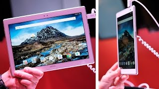 Lenovo Tab 4 e Tab 4 Plus: tablet Android con LTE | MWC 2017