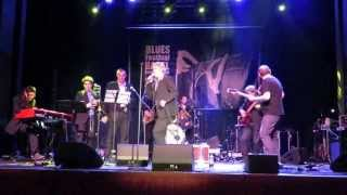 Manu Hartmann & The City Blues Band - Blues Festival Basel 2015 (Cold Day in Hell)