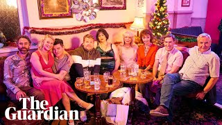 Gavin and Stacey: watch the Christmas special sneak peek