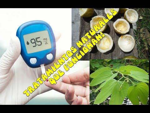 👍 Tratamiento NATURAL Para Personas Con DIABETES TIPO 2 | 4 Super Remedios